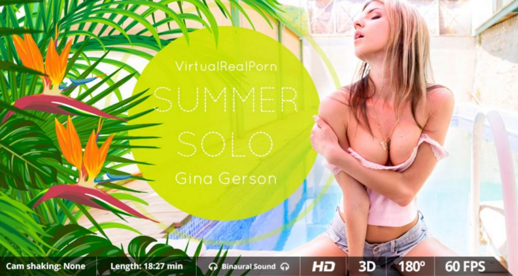 Gina Gerson Vr Archives  Best Vr Porn Site-3812