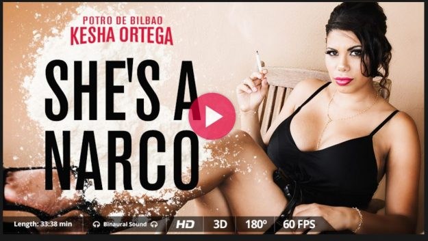 Latina sex in prison with Kesha Ortega Virtual Reality Porn