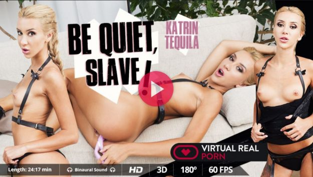 solo vr masturbation kinky Russian girl Katrin Tequila