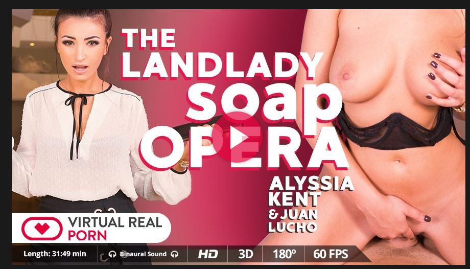 beautiful anal sex landlady VR