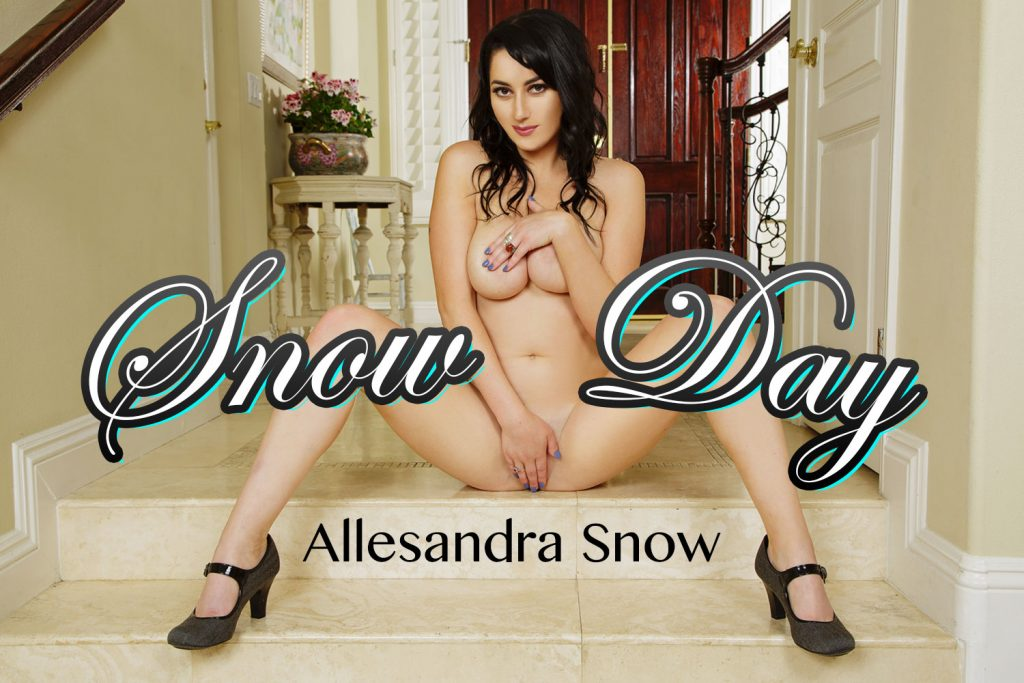 BadoinkVR Snowy Day