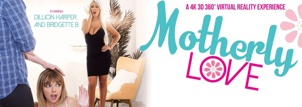Motherly Love VR Bangers banner