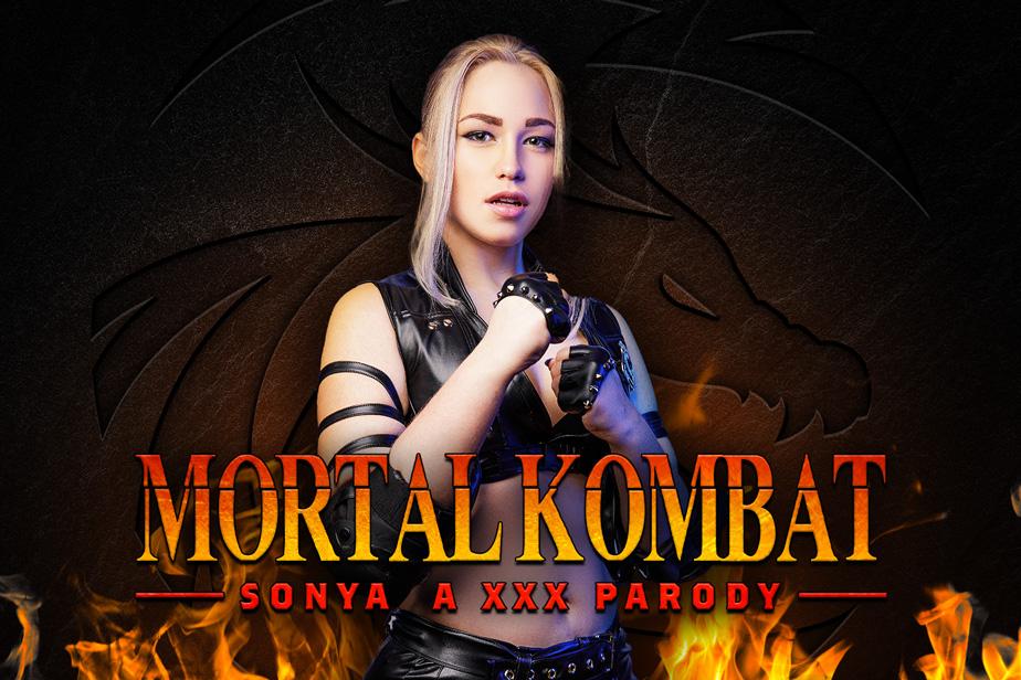 VR Cosplay X Mortal Combat