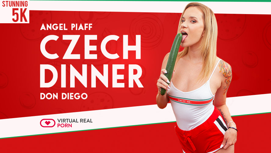 Czech Dinner Angel Piaff