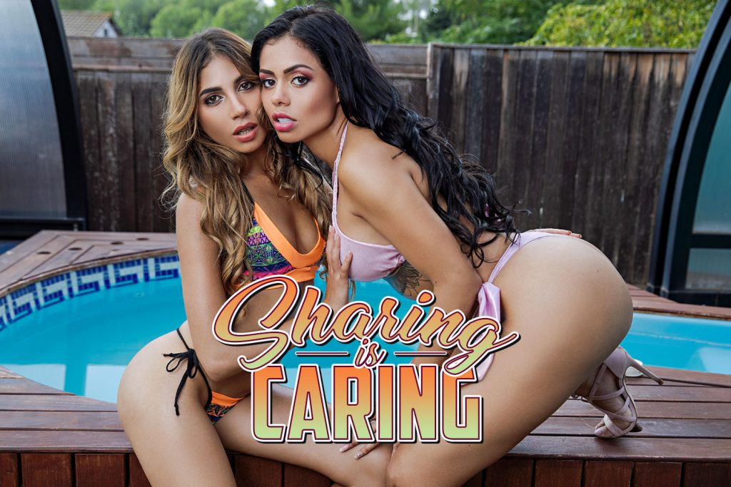 BadoinkVR Sharing is Caring video cover