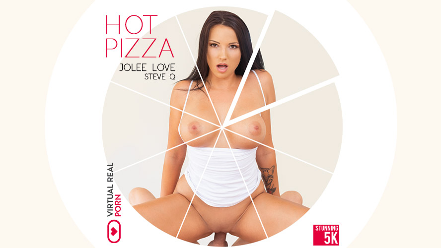 Jolee Love stars in Hot Pizza 5k porn