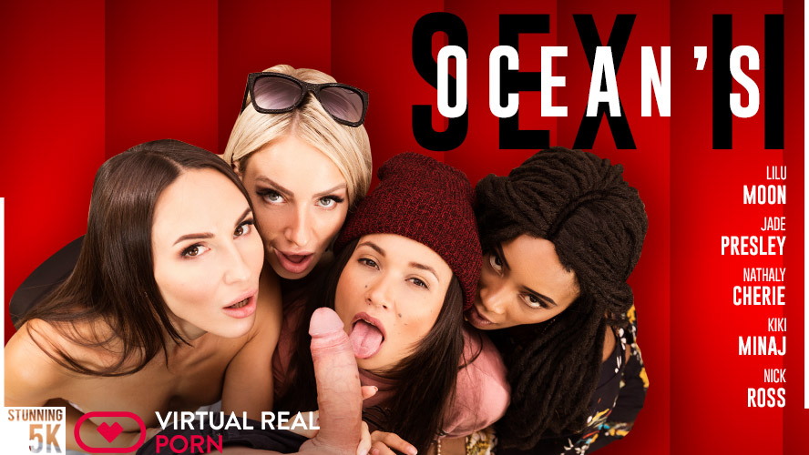 Ocean's Sex II VR video cover