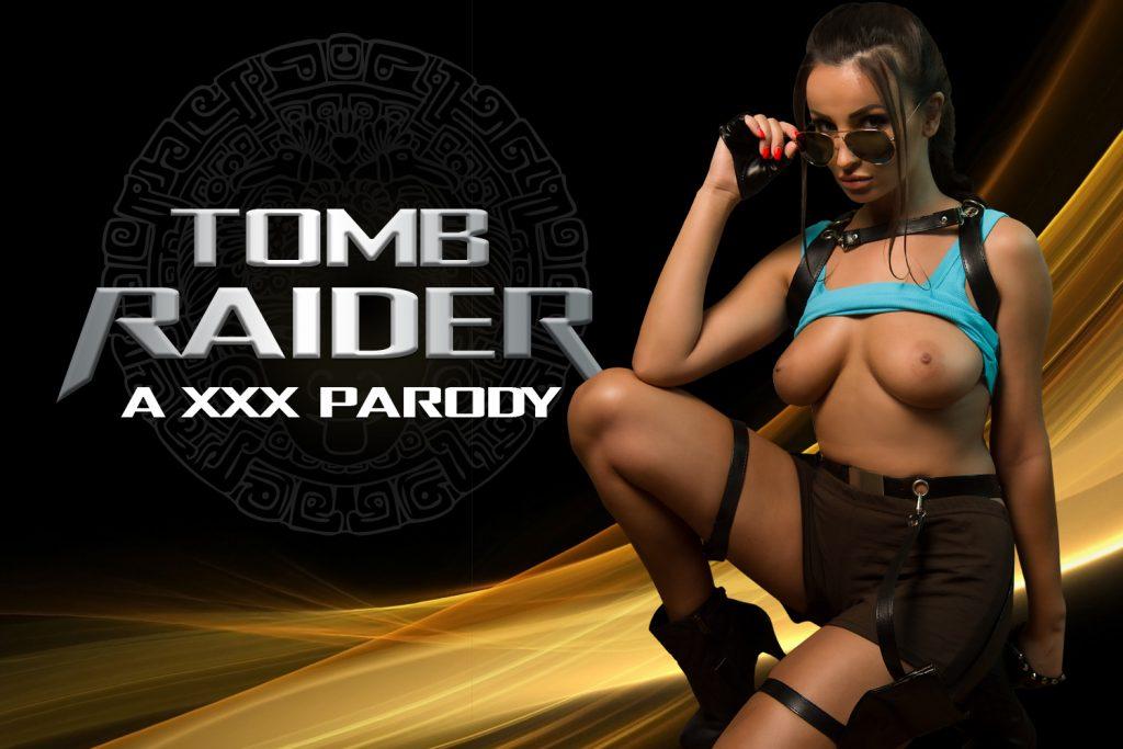 VRCosplayX Tomb Raider starring Alyssia Kent
