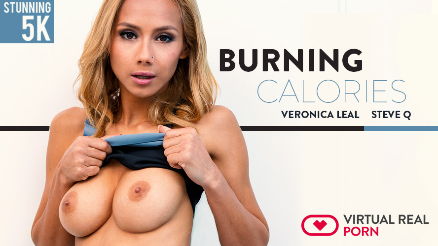 VirtualRealPorn Burning Calories
