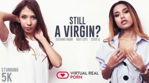 Still A Virgin VirtualRealPorn video poster
