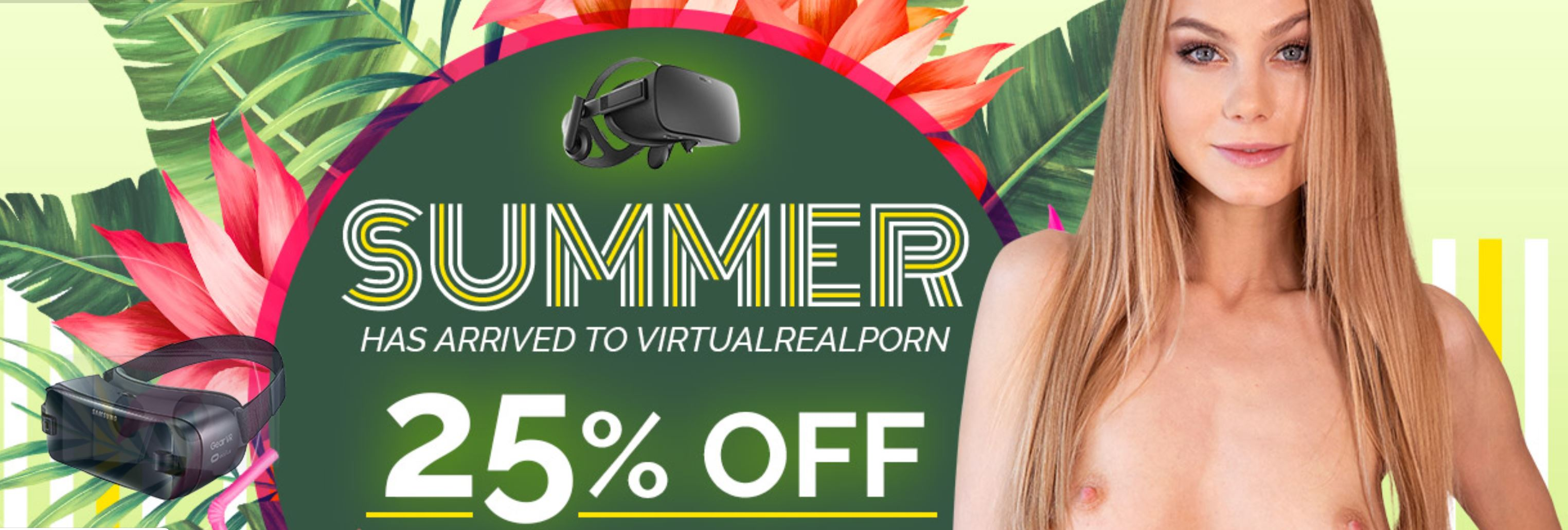 VirtualRealPorn - Summer Sale 2019