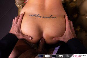 anal vr sex Kristy Black