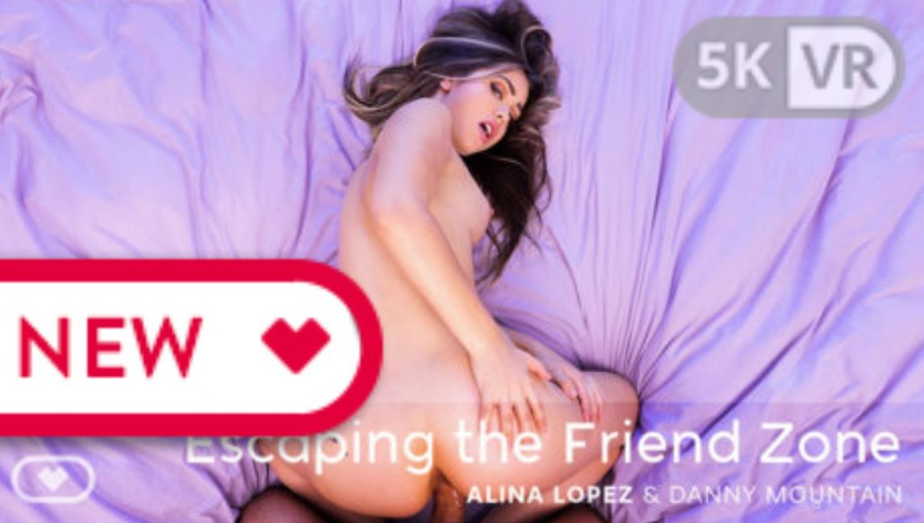VirtualRealPorn - Escaping The Friendzone