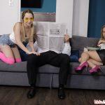 perverted Ukrainian step family vr sex